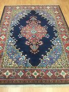 5and0398 X 7and0396 Turkish Tribal Oriental Rug - Full Pile - Hand Made - 100 Wool