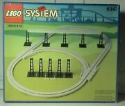 Lego Set 6347 Monorail Accessory Pack