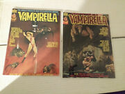 Vampirella 47-50  Warren Plus Signed Sad Wings + Deathanddest.andfeary Tales Andarmy