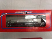 American Flyer Lionel 48515 1997 New Haven Flatcar With Girder Load