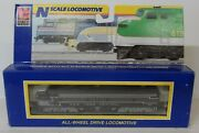 Life Like Trains N Scale New York Central All-wheel Drive Locomotive 7213 New