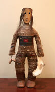 Holtzman - Fiber And Wood Figure - Price Reduced