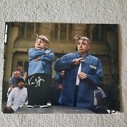 Verne Troyer Signed Auto Austin Powers Mini Me Signed Auto 11x14 Photo W/ Proof