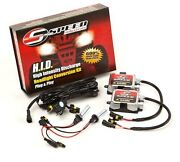 Speed Industries H.i.d. Headlight Kit 888-100 For Arctic Cat Prowler 2006-2012