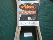 New Genuine Ariens Gravely 07200433 Drive Belt Usa Lots More Parts Listed Lg9