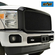 Eag Fit 2011-2016 Ford F250/ F350 Super Duty Mesh Grille Replacement Main Grill