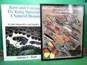 Rare And Unusual Fly Tying Materials A Natural History Treating Both Standard A