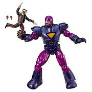 Wolverine And Sentinel Marvel Legends Action Figure Electronic Moving X Men Play