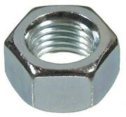 New Standard Hex Nuts Din934 1/4 To 3 Steel Zinc Finish Free Shipping 100 Ct