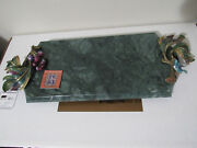 Jay Strongwater Large 20 Cheese Appetizers Tray Leaves And Berries Serving Board