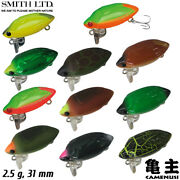 Smith Camenusi 2.5 G 31 Mm Assorted Colors Native Trout Floating Crank
