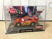 Disney Store Pixar Cars 2 Party Mcqueen Diecast Chase Edition