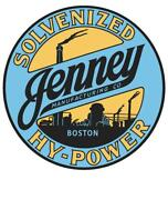 Vintage Style Metal Sign Jenney Manufacturing 30 Round