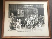 Jimmie Wilsonandrsquos Catfish String Band Original Photo Signed By All Members