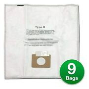A137 Vacuum Bag For Kenmore Type Q Canister 3 Pack