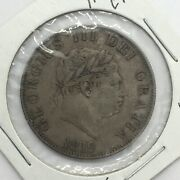 1819 Great Britain Half Crown Silver Foreign Coin