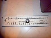 Ny Nyc Subway Roll Sign Map Qj Line Kings Highway Bowery Chambers Broad Brooklyn
