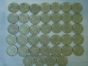 39 Vintage Tokens Indiana Gaming Co. 25 Cent Slot Casino Coins Lawrenceburg In