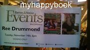 Signed The Pioneer Woman Cooks Come And Get It By Ree Drummond, Autographed New