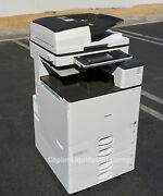 Ricoh Mp C5503 Mpc5503 Color Copier Scanner Printer - 55 Ppm Speed And039q