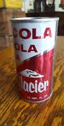 Vintage Advertising 10 Imp Non-pull Tab Flat Top Tin Can