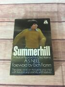 Summerhill A Radical Approach To Child Rearing By A. S. Neill 1977 Wallaby