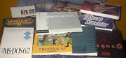 Pc Software/hardware/game Manuals Many To Choose From Free Usa Shipping