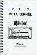 Manual For Sparcom Metakernel Pac For Hp 48sx/48gx Calculators