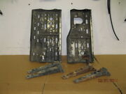 Yamaha Grizzly 600 Footwells Floorboards Foot Pegs All