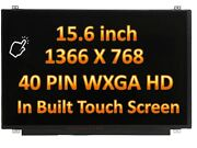 5d10k81098 Led Lcd Touch Screen For Lenovo Laptop 15.6 Hd Display Touch