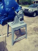 H. J Ruesch Machine Co. Foot/kick Press Metal Punch Stamping And Jewelry