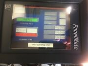 Cutler Hammer Panelmate P/n 92-01976-02 Hmi Modle 1175t Pmp 110 Tested/working