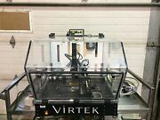 Virtek Laser Testing Station With Microprocessor Humidity Controller 525