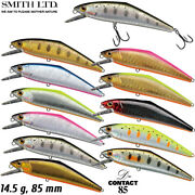 Smith D-contact 85 14.5 G Assorted Colors Native Trout Sinking Minnow