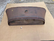 1928 1929 Model A Ford Gas Tank Top Rat Hot Street Rod Cowl Firewall Coupe Tudor