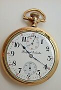 Vintage Rochford 16 Size Pocket Watch 655 21 Jewels Made In 1910 21 Jewels - 10c