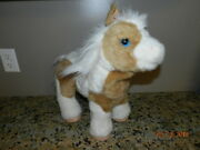 Furreal Friends Fur Real Baby Butterscotch Toy Horse Pony 17 X 17 Ii