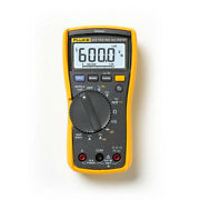 Fluke 117 True-rms Ac/dc Electricianand039s Multimeter Non-contact Voltage