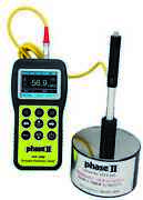 Phase Ii Pht-1900 Portable Hardness Tester With Color Screen