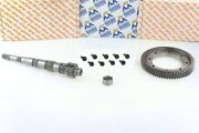 Vw, Audi, Seat, Skoda 0ag Crown Wheel And Pinion With Bolts - 15 / 68 Teeth