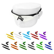 Oowlit Kit Replacement Ear Socks And Nose Piece For- M Frame Sunglasses