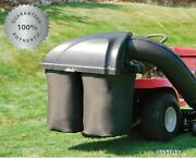 Twin Grass Catcher Bagger 38 42 Kit Mower Lawn Tractor Troy Mtdandtrade Genuine Part
