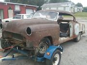 Old1953 Chevy Belair 2dr Coupe