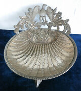 Baptisumal Shell Antique Mexican Sterling Silver