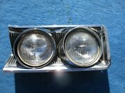 1965 Buick Wildcat Guide Left Headlight Assembly Complete Original Gm Nice T-3