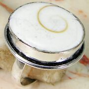 Shiva Eye And 925 Silver Handmade Fashionable Ring Size 7 Dd12-2329 And Gift Box