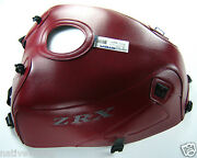 Kawasaki Zrx1100 97-01 Bagster Tank Protector Cover New In Stock Wine Red 1337c