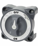 Blue Sea Systems 3000 Hd-series Heavy Duty On-off Battery Switch