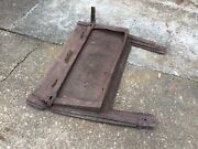 1928 1929 Model A Ford Subframe Closed Cab Pickup Truck Frame Body Hot Rod 28 29