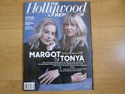The Hollywood Reporter Margot And Tonyagolden Globes 2018 New.